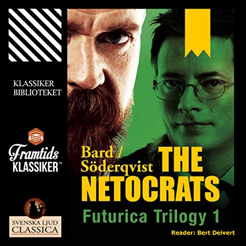 The Netocrats audiobook cover art