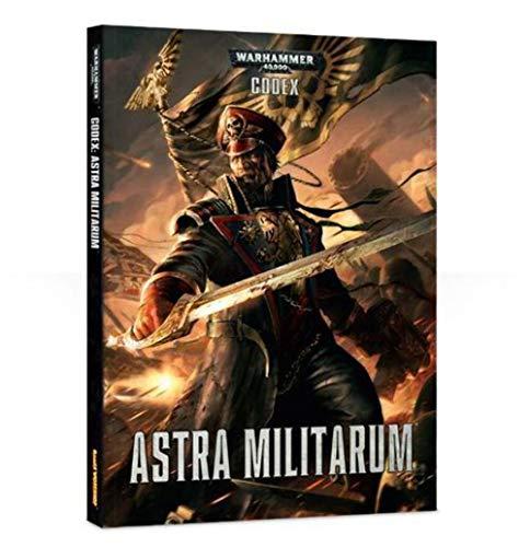 Games Workshop Warhammer 40k Astra Militarum Codex 2017 Hardcover