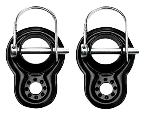 Bicycle Trailer Coupler Attachment - InStep/Schwinn Bike Trailers - 2 Pack|SA074 by InStep