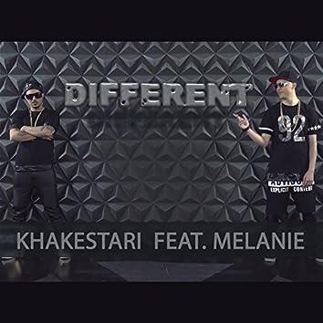 Different (feat. Melanie)