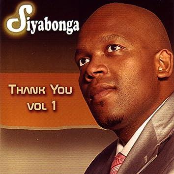 Thank You, Vol. 1