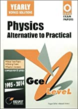 GCE O Level Physics Alternative To Practical