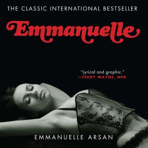 Emmanuelle audiobook cover art