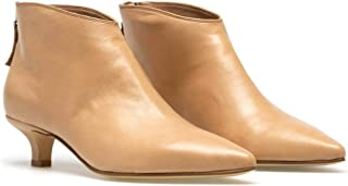 Zapatos Mujeres Botas POMME D'OR 4736 Glove Cuoio Natural Cuero