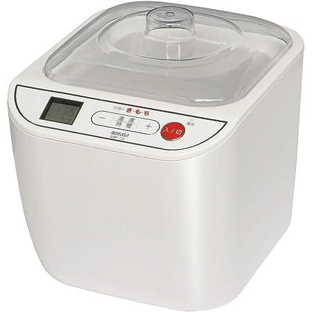 ナカサ 甘酒メーカー 容器容量1000ml NAM-10L