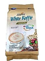 Luwak ホワイト コーヒー PREMIUM LESS SUGER (微糖) White Koffie インスタントカフェオレ バリ スティック 10パック [並行輸入品]