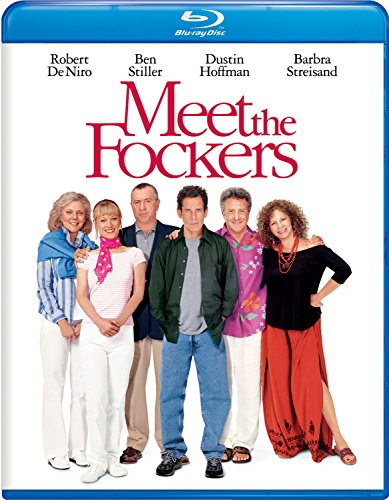 Meet The Fockers [Edizione: Stati Uniti] [Reino Unido] [Blu-ray]