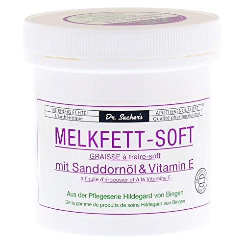 Melkfett Soft mit Sanddornöl & Vitamin E