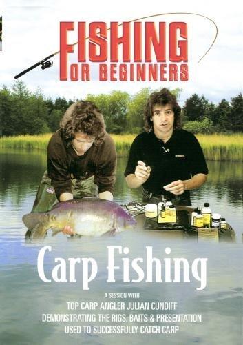 Carp Fishing [DVD] [2010] [NTSC]