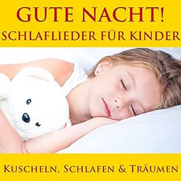 Gute Nacht: Schlaflieder für Kinder (Kuscheln, schlafen und träumen)