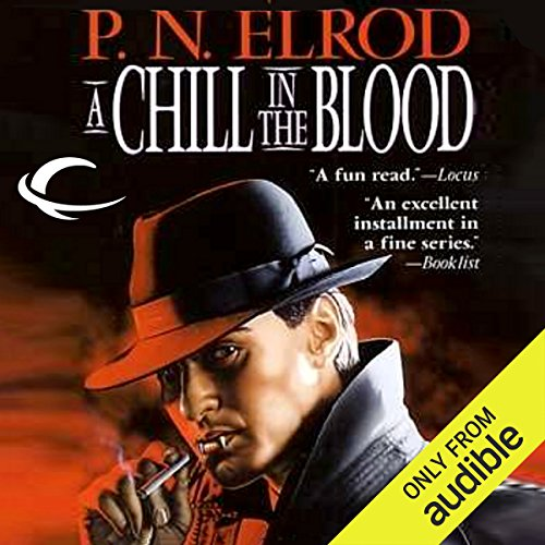 A Chill in the Blood cover art