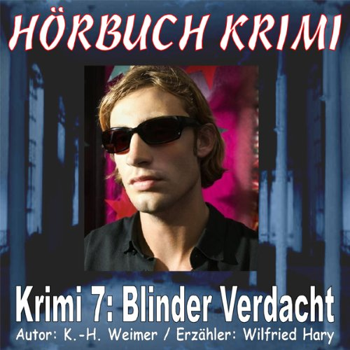 Blinder Verdacht (Hörbuch Krimi 7) audiobook cover art