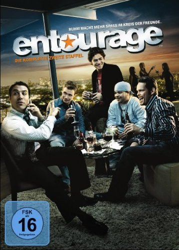 Entourage - Staffel 2 (3 DVDs)