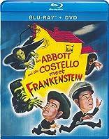 Abbott & Costello Meet Frankenstein [Blu-ray] [Import]