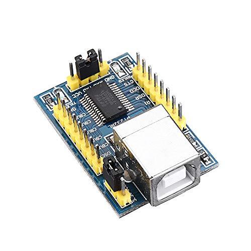 Módulo electrónico Módulo USB a puerto serie USB a TTL Módulo adaptador...