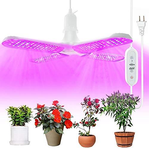 JESLED 60W Full Spectrum Plant Light Bulb Only $16.23 (Retail $27.99)