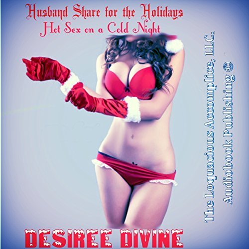 Husband Share for the Holidays audiobook cover art