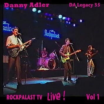 Rockpalast TV: Live, Vol. 1