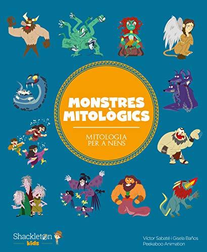 Monstres mitològics (Mitología para niños nº 5)