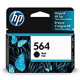 HP 564 | Ink Cartridge | Black | Works with HP DeskJet...