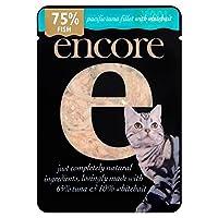 Encore Cat Pouch Tuna & Whitebait 70g (PACK OF 4) 70g (x4) Encore Quantity: 4