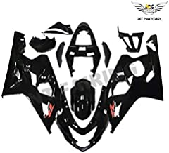 NT FAIRING Glossy Black Injection Mold Fairings Fit for Suzuki 2004 2005 GSXR 600 750 K4 04 05 GSX-R600 Aftermarket Painted Kit ABS Plastic Motorcycle Bodywork