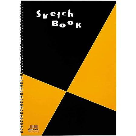 マルマン スケッチブック 図案シリーズ A3 画用紙 S115