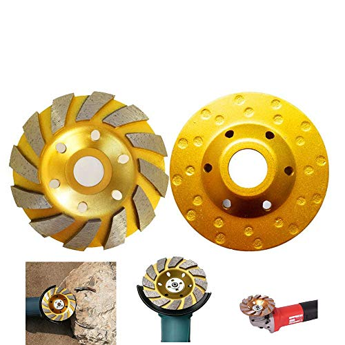 Concrete and Rock suitus New Cold Pressing Sintering Diamond Grinding Wheel Stone Grinding Wheel for Use On Grinding On Marble Tile