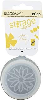 Blossom Weck Jar Storage eCaps, 3-inch, Clear