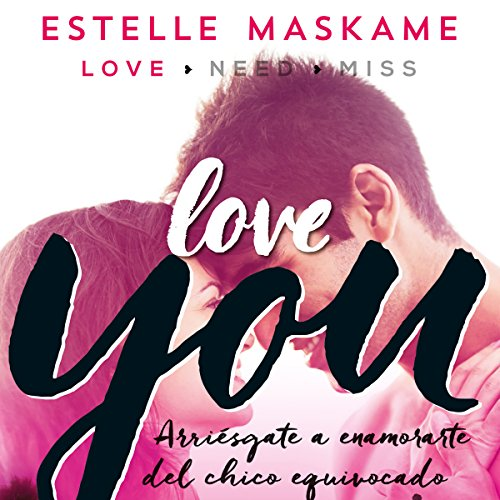 Love You (Spanish edition) audiobook cover art