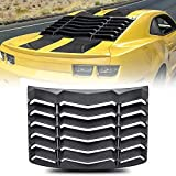 CUMART Rear+Side Window Louvers Sun Shade Windshield...
