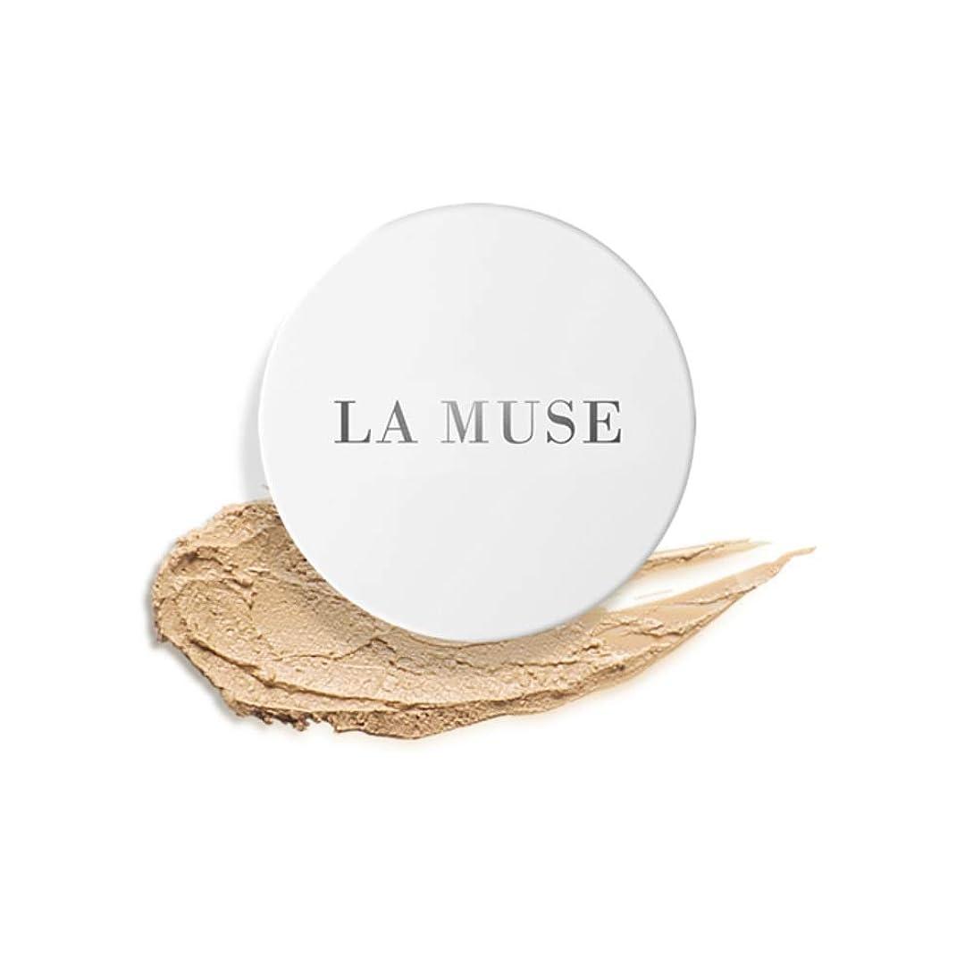 無駄留め金サンダー[ギフト付き] La Muse ラミューズ コンプレッション エッセンス パクト SPF50+/ PA +++ 17g / Compression Essence Pact SPF50+ PA+++ 17g / Foundation (21)