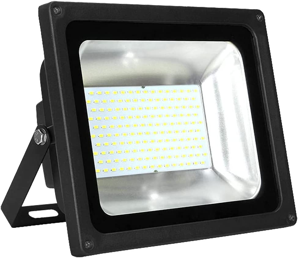 ASD 75W LED Flood Light We OFFer at Under blast sales cheap prices Outdoor White 6084lm 4000K Bright - 120-