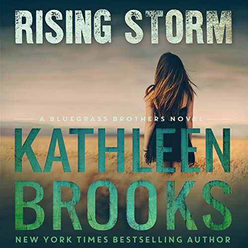 Rising Storm audiobook cover art