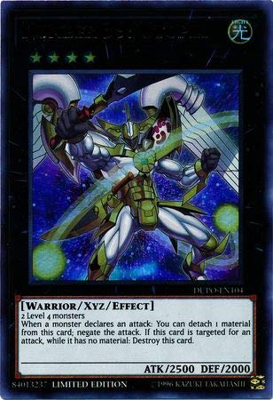 Yu-Gi-Oh! - Number 39: Utopia - DUPO-EN104 - Ultra Rare - Limited Edition - Duel Power
