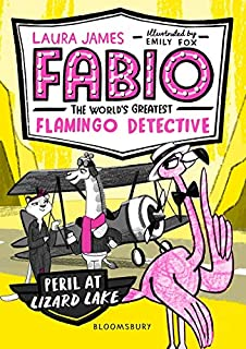 James, L: Fabio the World's Greatest Flamingo Detective: Per