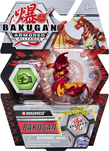 Bakugan 6055868 - Armored Alliance Basic Ball 1er Pack, unterschiedliche Varianten