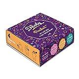 LATTE&LUNA - Deoly Pocket Set - 4 travel size assortite - Deodoranti in crema a base di bicarbonato - lunga durata - Efficaci, Naturali e Traspiranti - 4 x 25 ml
