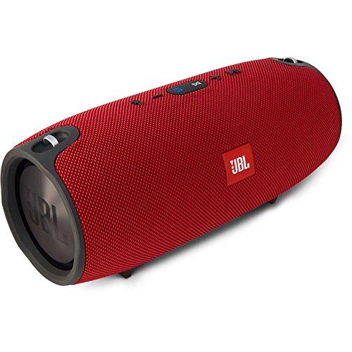 JBL Xtreme Portable Wireless Bluetooth Speaker - Red (Renewed)