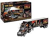 Revell 07644 Fan-Edition Geschenkset KISS Tour Truck Toys, 55,2 cm, 1/32 -