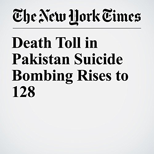 Death Toll in Pakistan Suicide Bombing Rises to 128 copertina