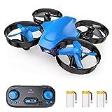 SNAPTAIN SP350 Mini Drohne, Quadrocopter mit 3 Akkus für 21 Minuten Flugzeit, RC Drone, Mini...