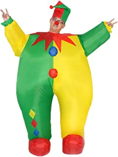 Best funny clown suit Reviews