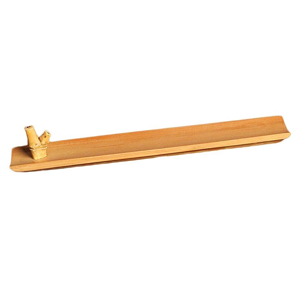 早い玉疲労Baosity 竹 お香立て スティック  香 ホルダー バーナースティック 手作り 工芸品 アロマセラピー、ヨガ、レイキ、マッサージ、太極拳、瞑想の愛好家に最適