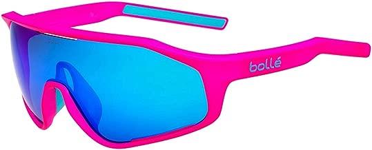 Bolle 12502 Shifter Matte Pink Sunglasses, Blue