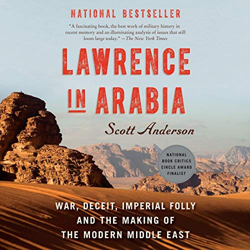 Couverture de Lawrence in Arabia