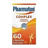 Pharmaton® Complex | Multivitamínico con ginseng | 60 comprimidos compactos | Energía Física y...