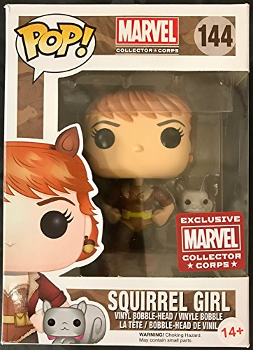 Funko POP! Marvel: Squirrel Girl