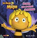 La Abeja Maya. Maya no puede dormir. Cuento (La Abeja Maya 3D)