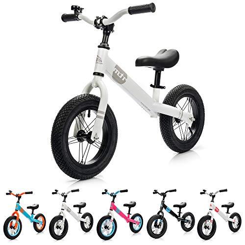 Bicicleta sin Pedales para Niños 2-6 años hasta 30 kg Ultraligera Mini...